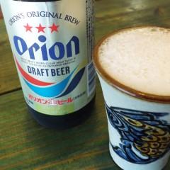 オリオンビール(小瓶)